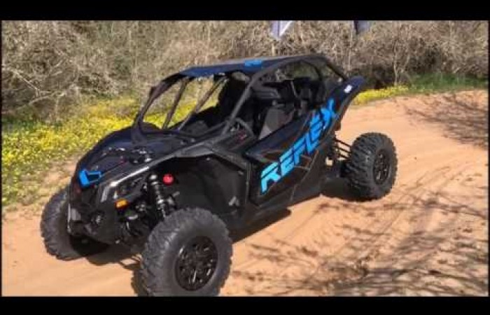 Reflex Maverick X3 BASE and XDS Suspension and accessories