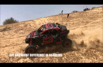 REFLEX SUSPENSION FOR MAVERICK X3 BASE XDS AND XRS